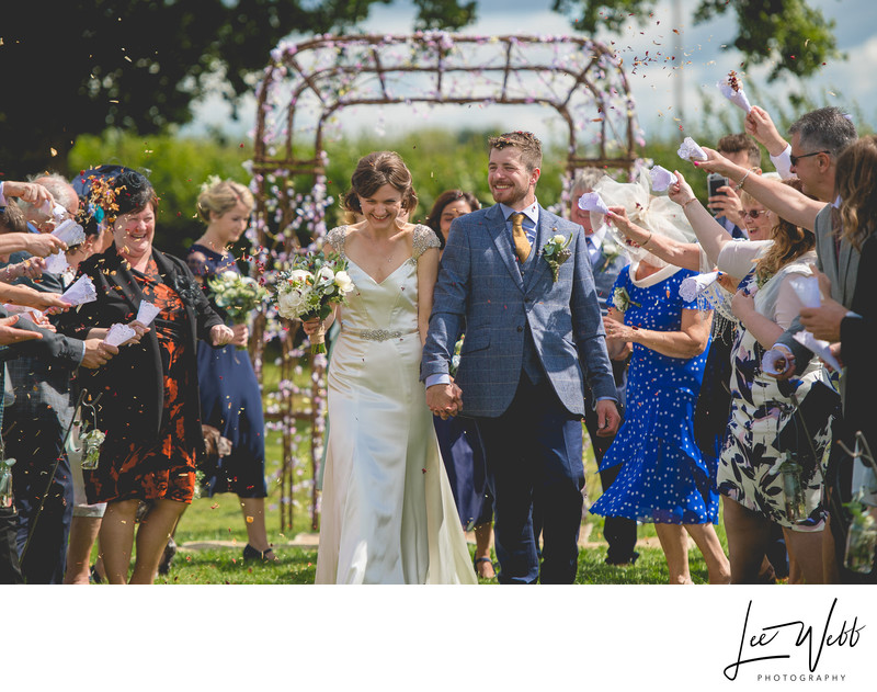 Natural Wedding Photography Kidderminster
