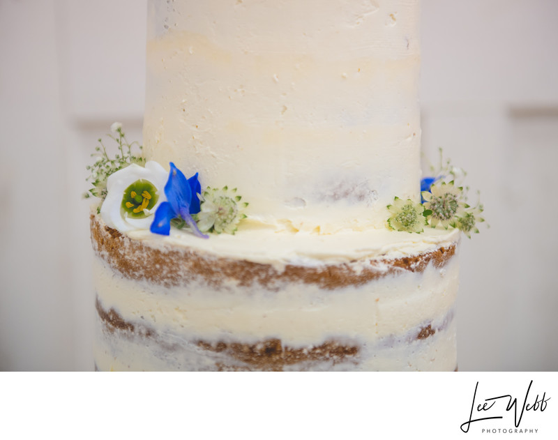 Kidderminster Wedding Cake Worcestershire