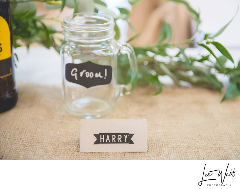 Groom Wedding Place Name Worcestershire