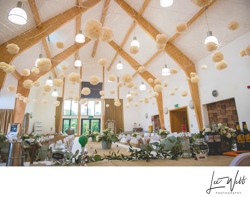 Kidderminster Wedding Decorations Photography