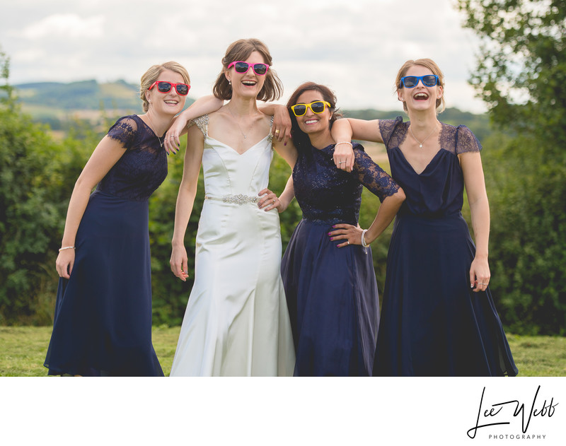 Cool Wedding Photography Worcestershire