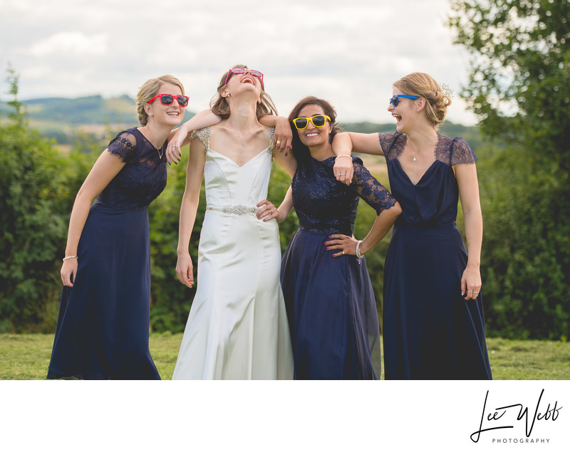 Fun Wedding Photography Kidderminster