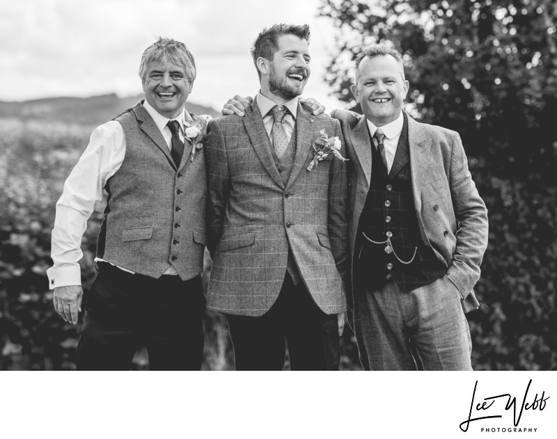 Groomsman Photography Worcestershire