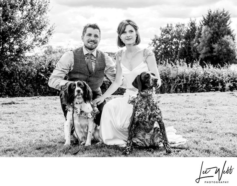 Pet Friendly Wedding Venues Worcestershire