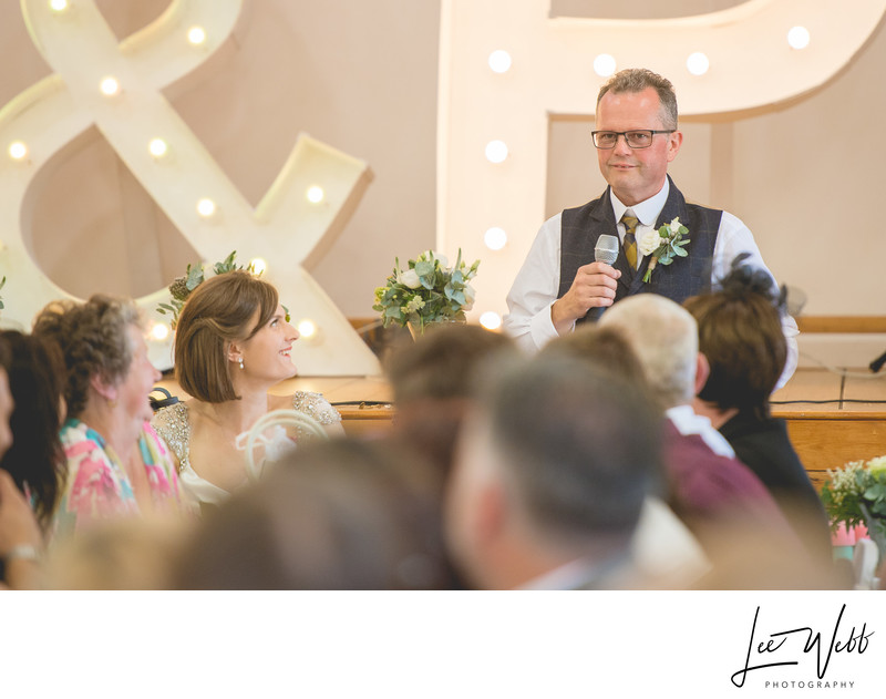 Father Of The Bride Speech Kidderminster
