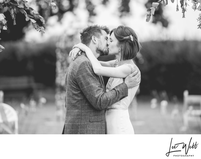 Black and White Wedding Photography Kidderminster