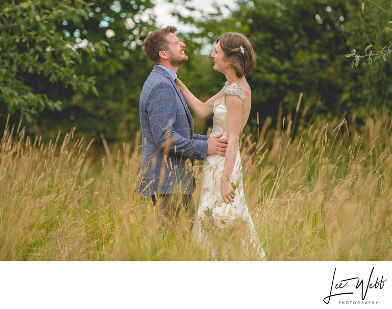 Fun Wedding Photographer Worcestershire