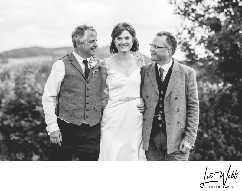 Bride and Family Photography Kidderminster