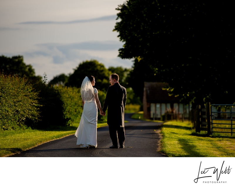 Farm Wedding Photography Worcestershire