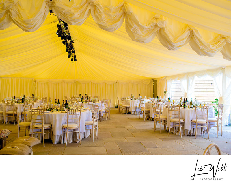 Oldcastle Weddings Colwall Marquee