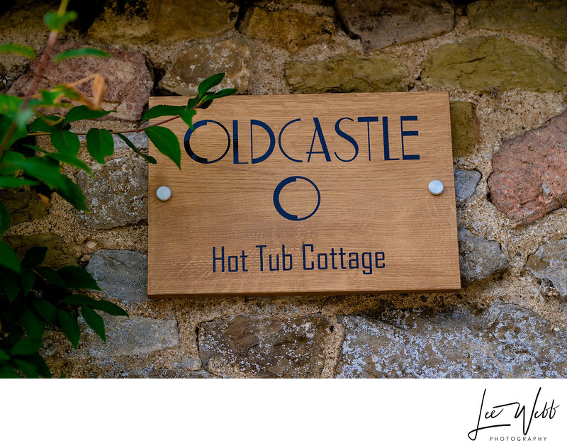 Oldcastle Weddings Colwall Hot Tub Cottage