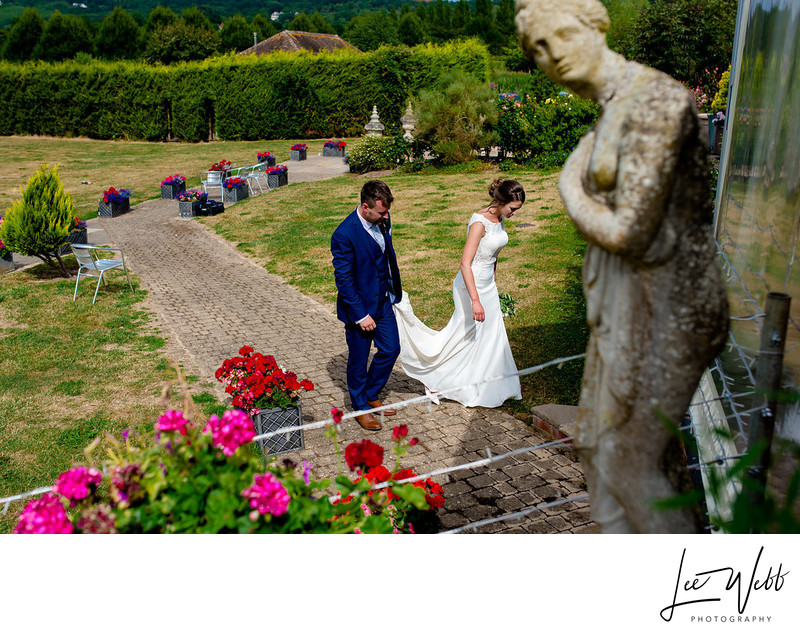 Oldcastle Wedding Venue Colwall Grounds