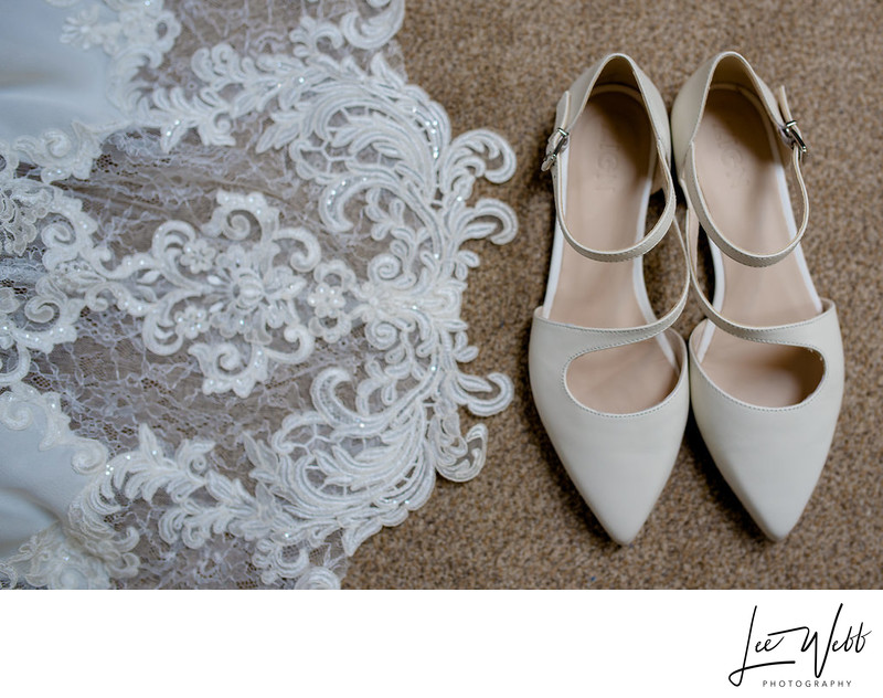 Oldcastle Weddings Colwall Shoes
