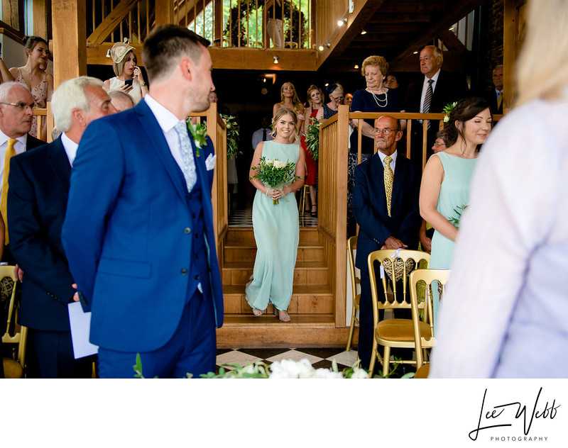 Oldcastle Weddings Colwall The Orangery Ceremony