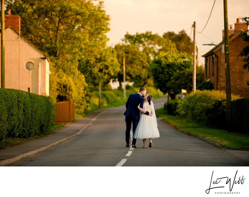 Worcestershire Countryside Weddings Photographer