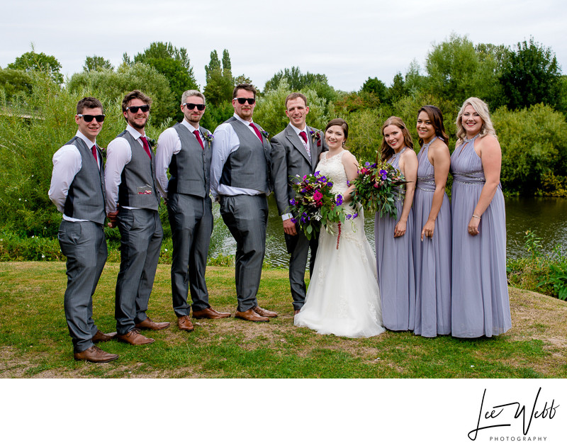 Holt Fleet Worcester Weddings 66
