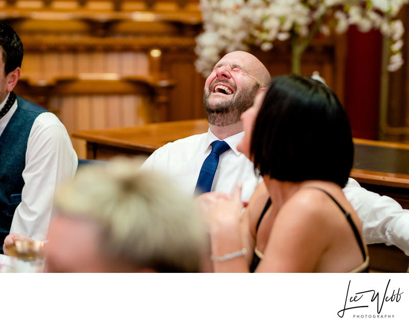 Stanbrook Abbey Documentary Wedding Photographer