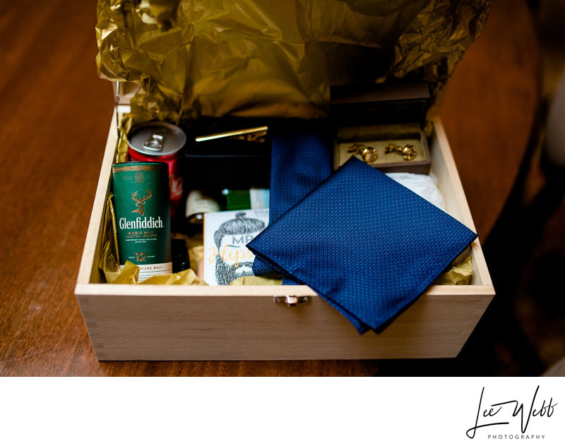 Groomsan Gift Box Stanbrook Abbey