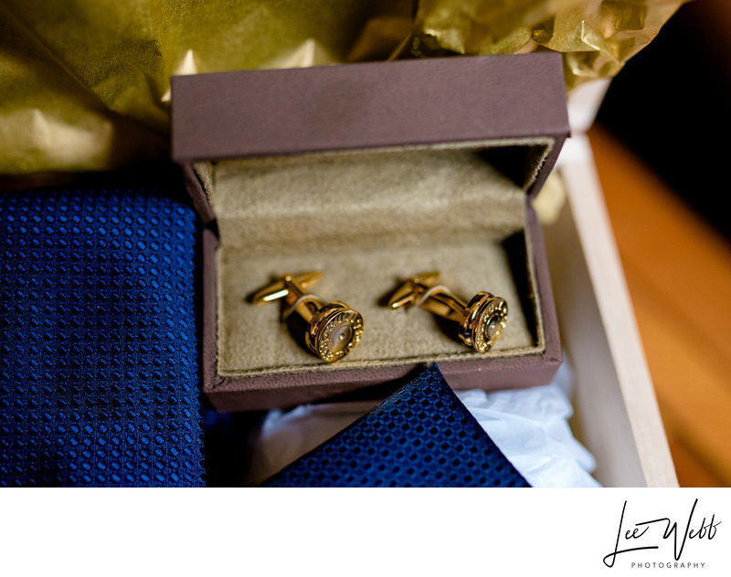 Wedding Gifts for Groomsmen Shooting Cufflinks