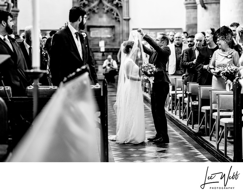 Great Malvern Priory Wedding Photos