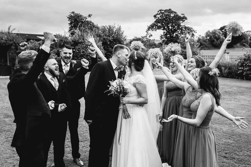 Wedding Photographers Evesham