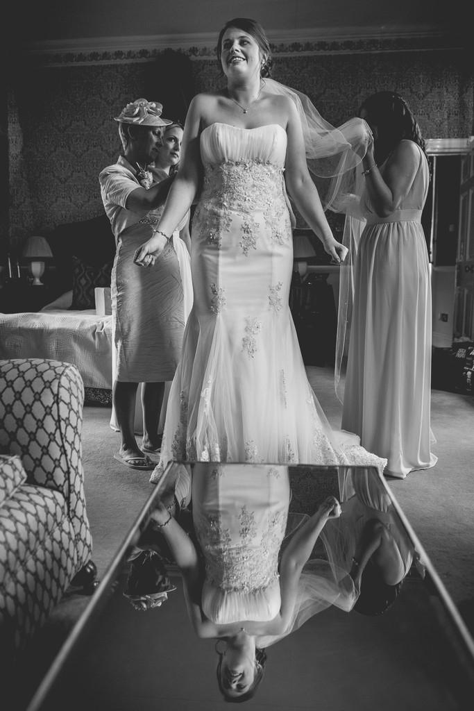 Arty Wedding Photography Worcester