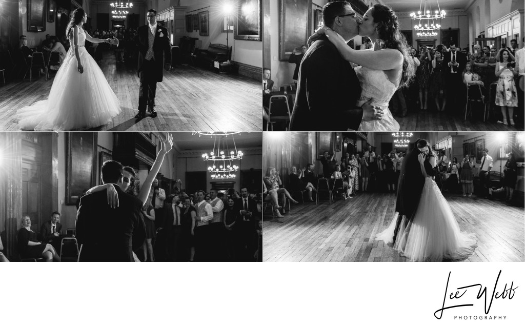 Worcestershire Wedding Photography Album Pages 45 & 46