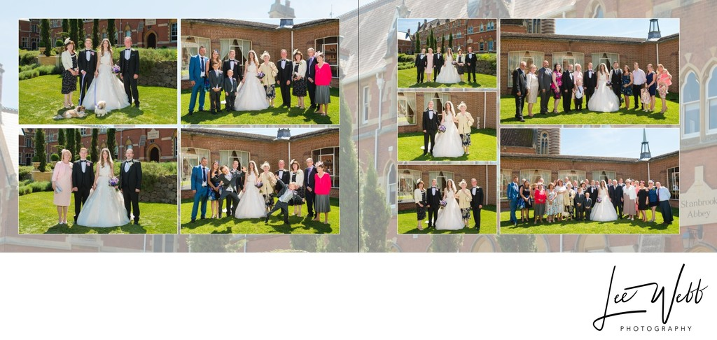 Stanbrook Abbey Wedding Album (11)