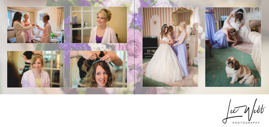 Stanbrook Abbey Wedding Album (2)