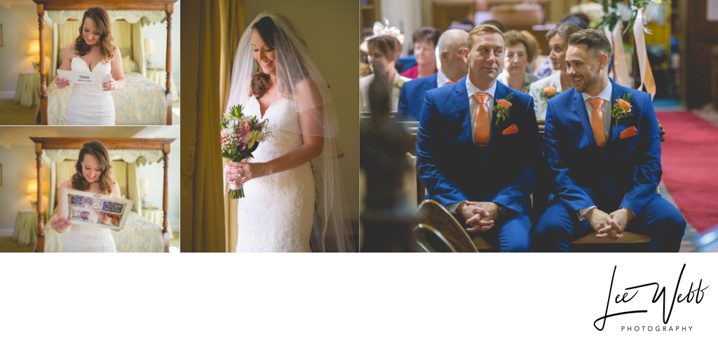 Birtsmorton Court wedding album 7 & 8