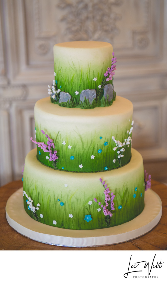 Worcestershire Wedding Cake