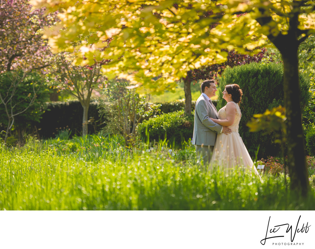 Dumbleton Hall wedding