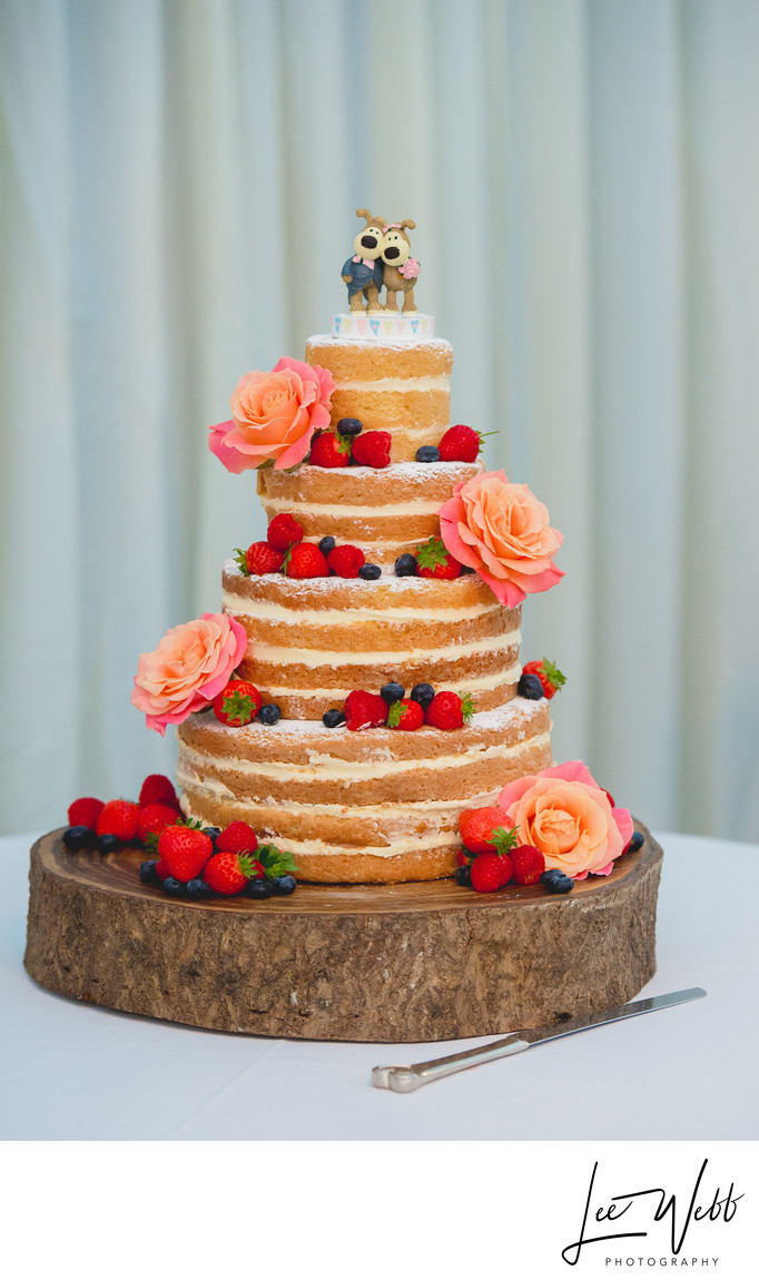 Birtsmorton Court Weddings Worcestershire Wedding Cake