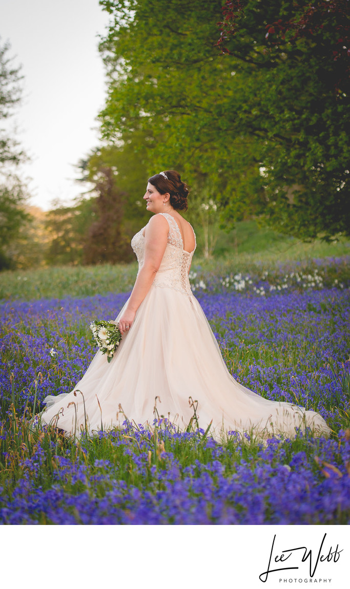 Bluebells Dumbleton Hall Wedding Venue Worcestershire