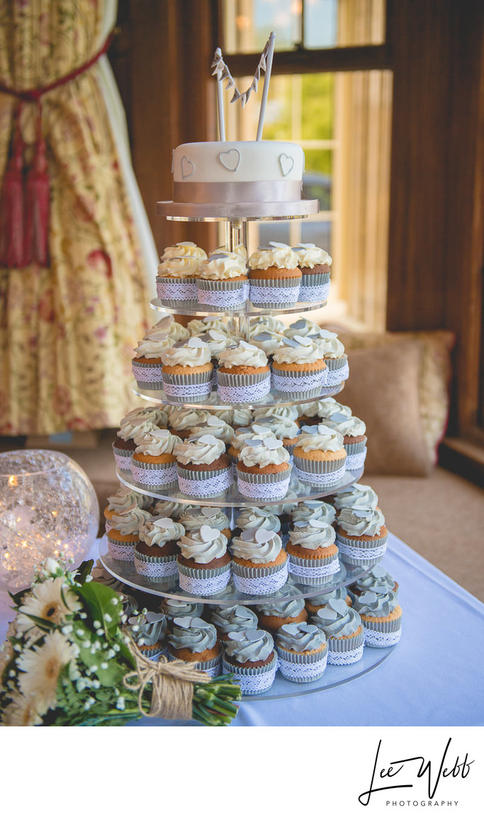 Wedding Cakes Worcestershire