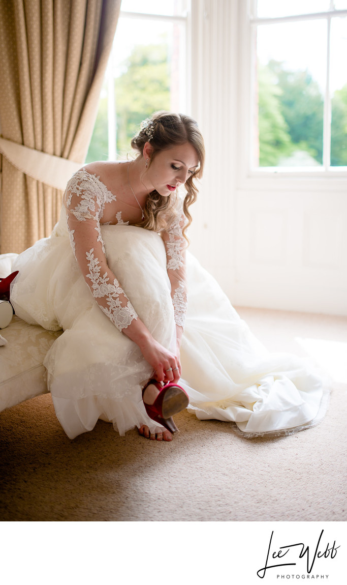 Wedding Shoes Worcestershire