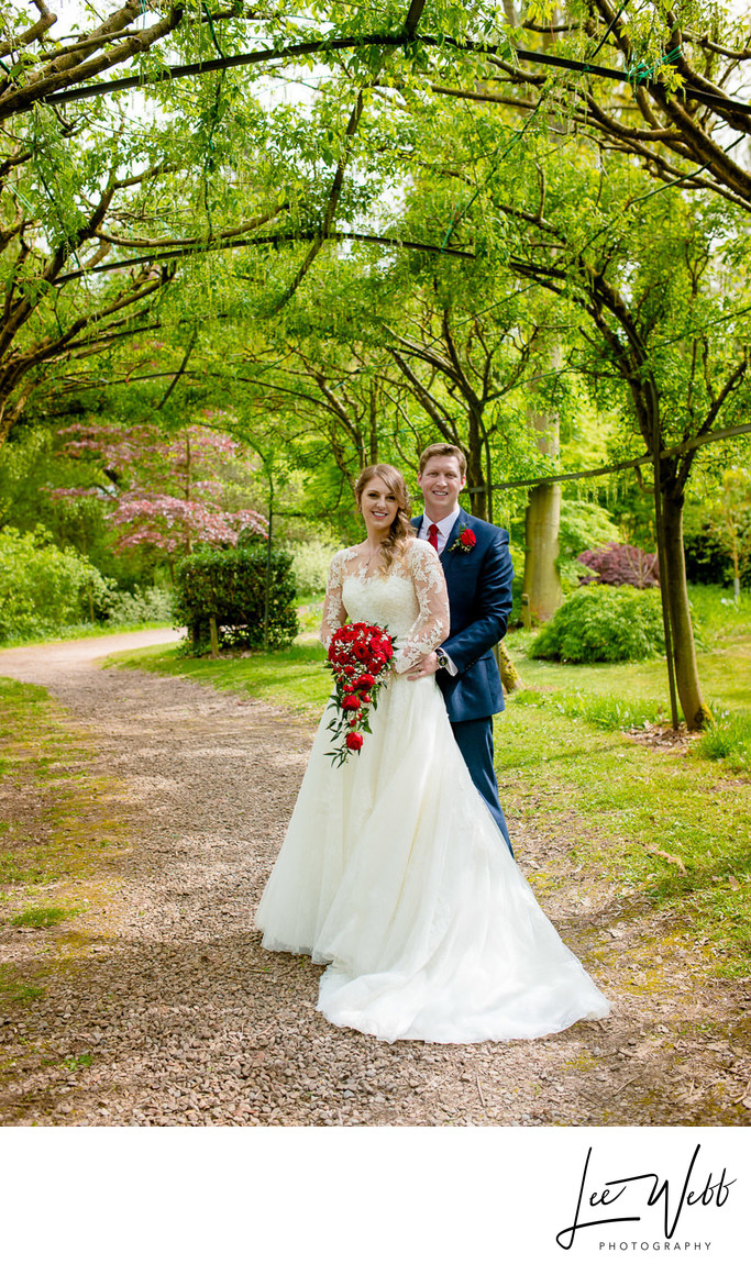 Wedding Photos at Bodenham Arboretum
