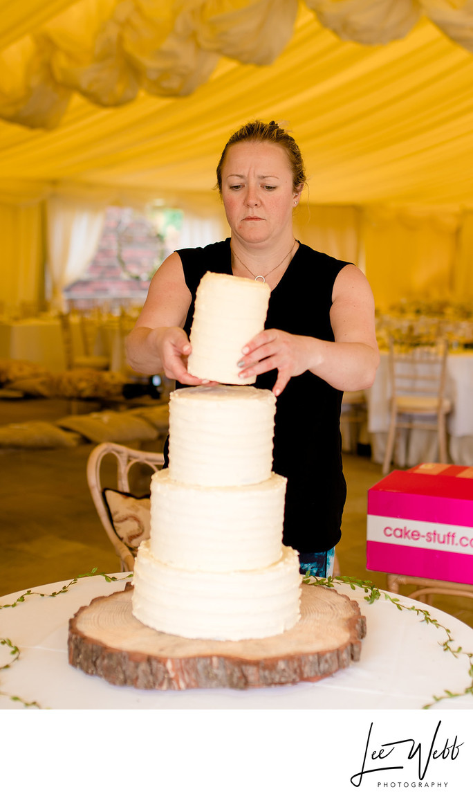 Wedding Cake Oldcastle Colwall