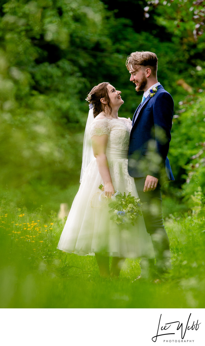 Wedding Portrait Photography Worcestershire