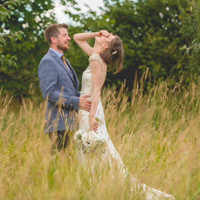 Relaxed Wedding Photography Worcester
