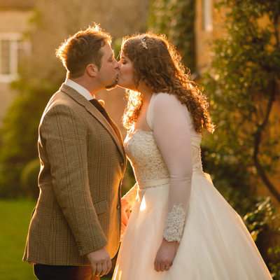 Fleece Inn Bretforton Wedding