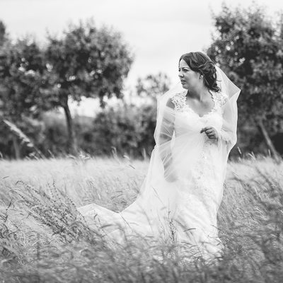 Wedding photographer in Warwickshire