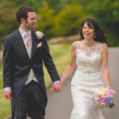 Relaxed Wedding Photography Worcestershire