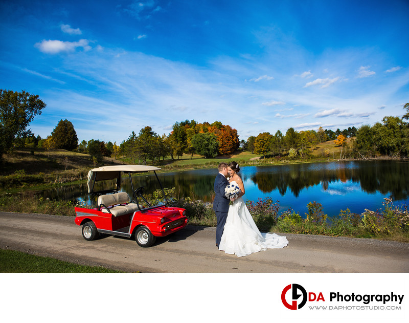 Wedding Photographers for Glen Eagle Golf Club