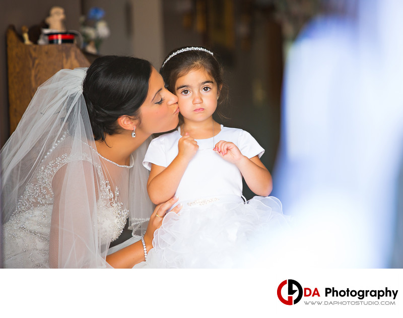 Wedding Photographer at Carmens Banquet Centre