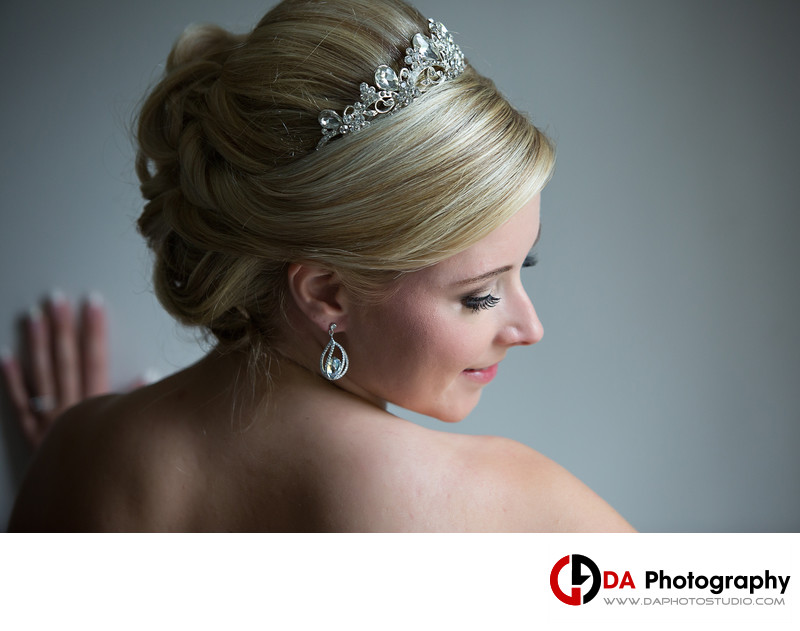 Bride in Oakville