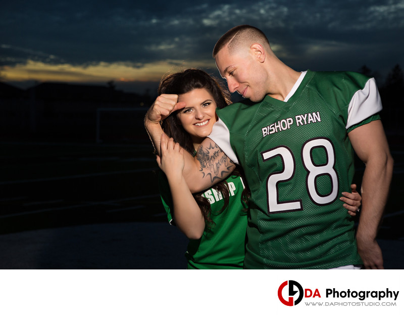 Bishop Ryan Catholic Secondary School Engagement Photos