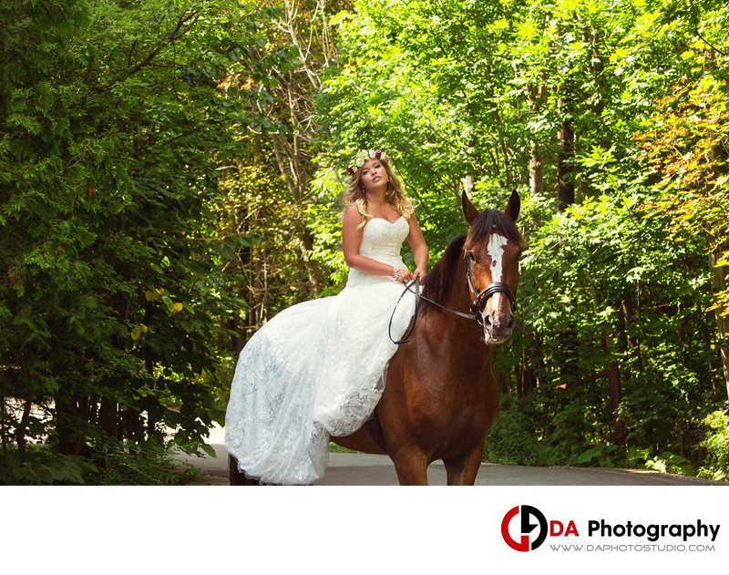 Wedding Photography at The Millcroft Spa