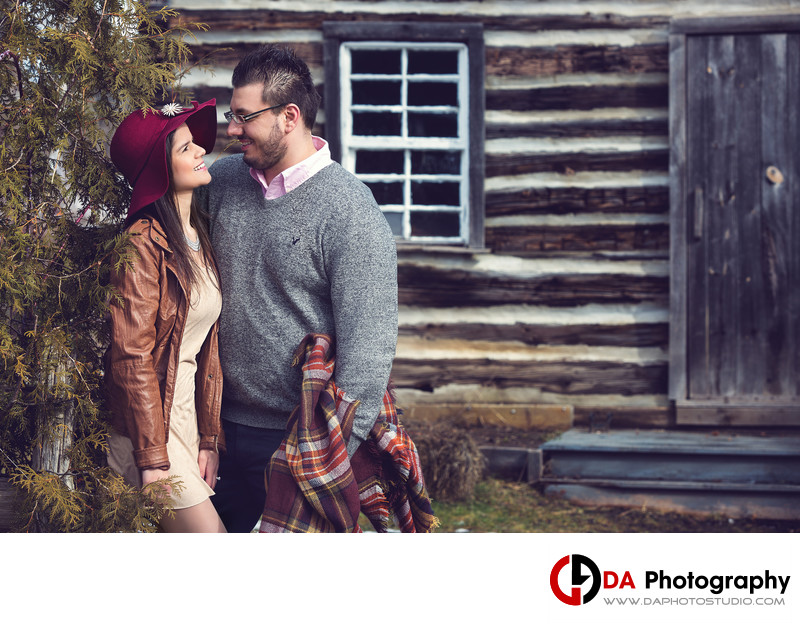 Kelso Conservation Area Engagement Photographer