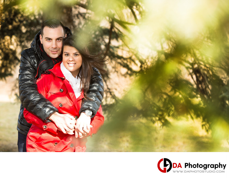 Engagement Photographer in Etobicoke